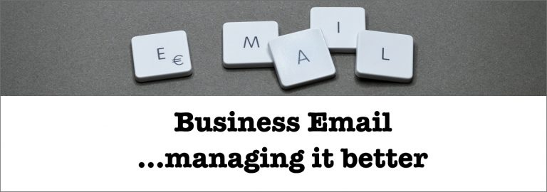 Read more about the article Managing business email better with email server hosting