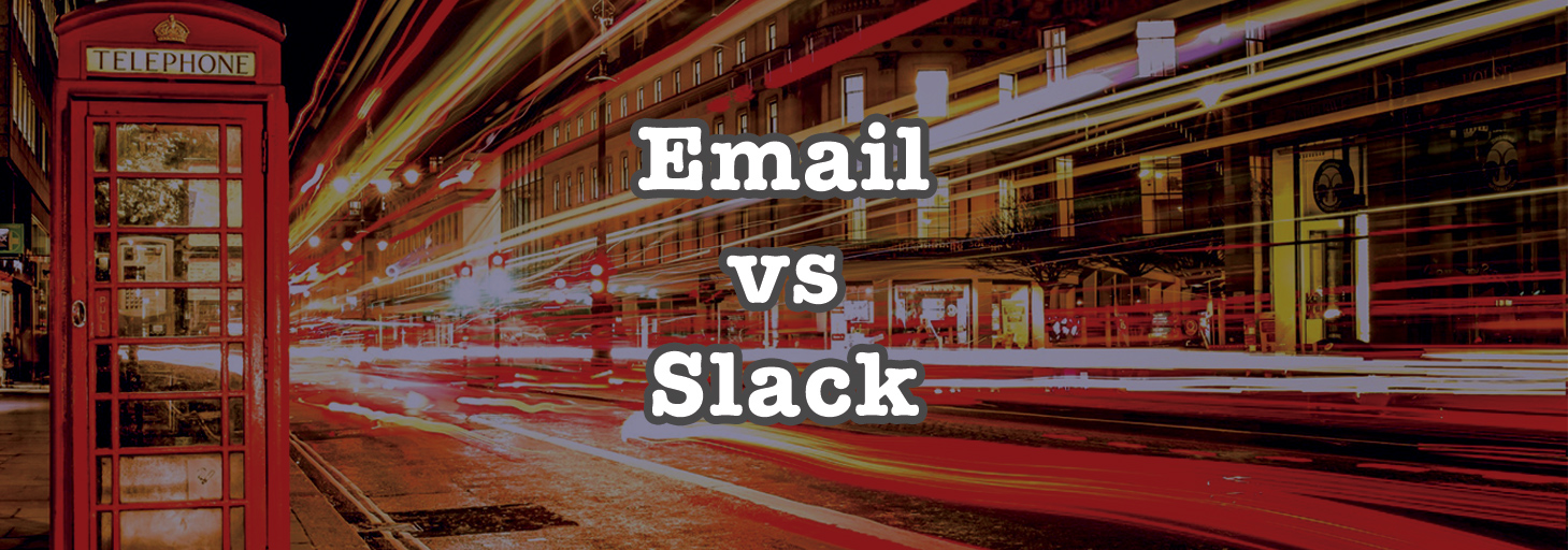 Read more about the article Email vs Slack – which is the best communication solution