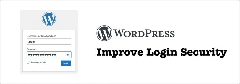 Read more about the article How to Improve WordPress Login Security
